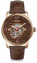 Breil Milano Automatic Rose-Gold Watch