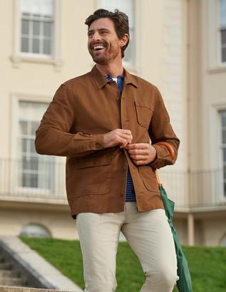 Cotton Linen Overshirt