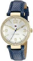 Tommy Hilfiger Women's 1781587 Analog Display Quartz Watch