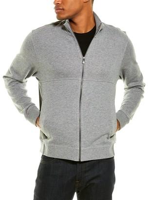 Corneliani Mock Zip Sweater