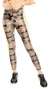 Koral Dynamic Duo High Rise Camo Print Leggings