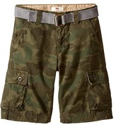 Levi's Kids Kids Westwood Cargo Shorts (Little Kids) (Camo) Boy's Shorts
