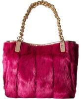 Betsey Johnson Lux Faux Fur