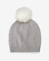 White House Black Market Knit Hat