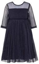 Wild & Gorgeous Navy Glitter Tulle Priscilla Dress