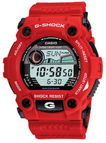 G-Shock Mens Rescue Red Watch