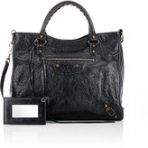 Balenciaga Women's Arena Leather Classic Velo Bag