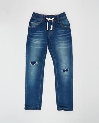 Gapkids Pull-On Destroy Jeans - Teens