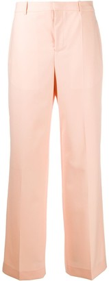 Givenchy Wide-Leg Tailored Trousers