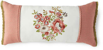 "Rose Tree Lorraine Pillow, 11"" x 22"""