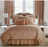 Waterford Margot Persimmon Comforter Sets