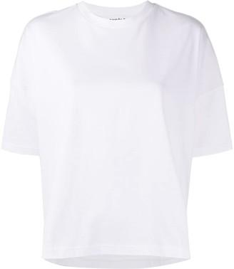 Enfold side-slit T-shirt