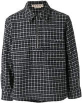 Marni checked pullover