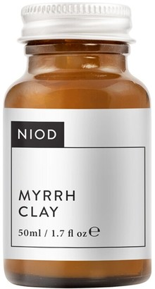 NIOD 50ml Myrrh Clay