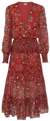 Rixo Long Maya dress