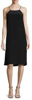 Anine Bing Silk Slip Dress