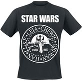Star Wars Seal -Xxl- Black =