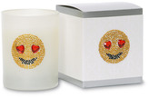 Primal Elements Smiling Face With Heart Shaped Eyes Emoji Icon Candle