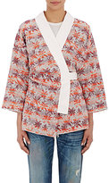 NSF Women's Brocade Kimono Jacket