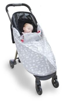 Cheeky Chompers Lux Cheeky Stroller Blanket