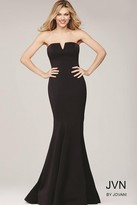 Jovani Fitted Strapless Dress JVN31147