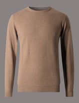 Marks and Spencer Men's Cashmere Sweaters - ShopStyle