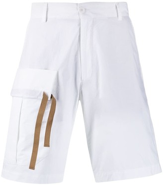 Costumein Flap Pocket Cargo Shorts