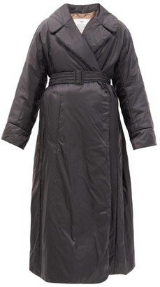 Max Mara Greenci Coat - Black