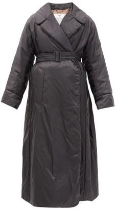Max Mara Greenci Coat - Black