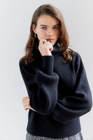 Urban Outfitters Tia Ribbed Turtleneck Sweater