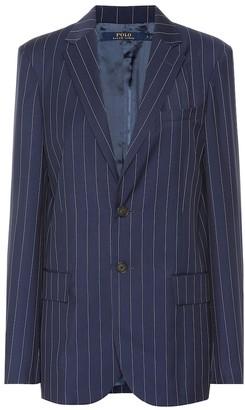Polo Ralph Lauren Pinstripe wool blazer