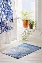 Urban Outfitters Shibori Dyed Bath Mat