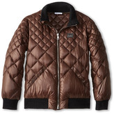 Dolce & Gabbana Quilted Nylon Down Jacket (Big Kids)