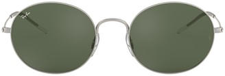 Ray-Ban Beat Oval Frame Sunglasses