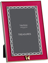 "Vera Wang Wedgwood Wedgwood With Love Treasures Frame Pink 4""x6"