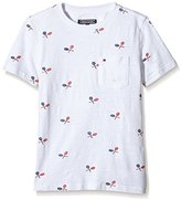 Tommy Hilfiger Boys' All-Over Print CN Tee S/S T-Shirt