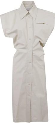 Bottega Veneta Technical Coated Dress
