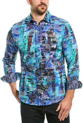 Robert Graham Greenway Woven Shirt