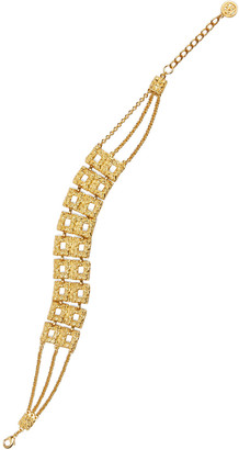 Ben-Amun 24-karat Gold-plated Choker