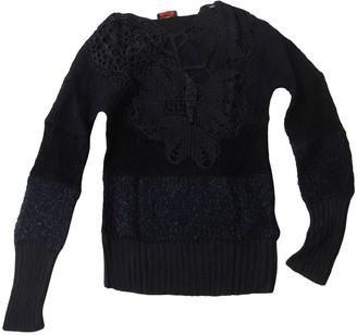 Christian Lacroix Black Wool Knitwear for Women Vintage