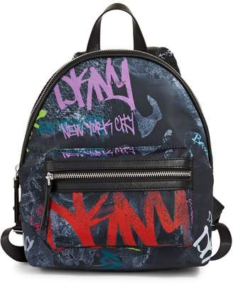 DKNY Casey Leather Backpack