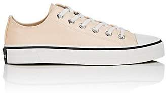 Marc Jacobs Women's Satin Sneakers - Peach