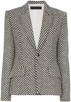 Haider Ackermann striped tailored blazer