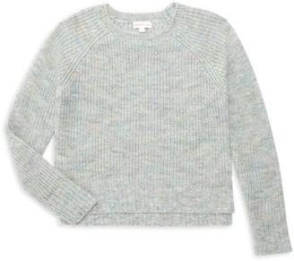 Design History Little Girl's & Girl's Knit Sweater