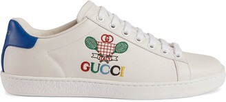 Gucci Ace sneakers with Tennis
