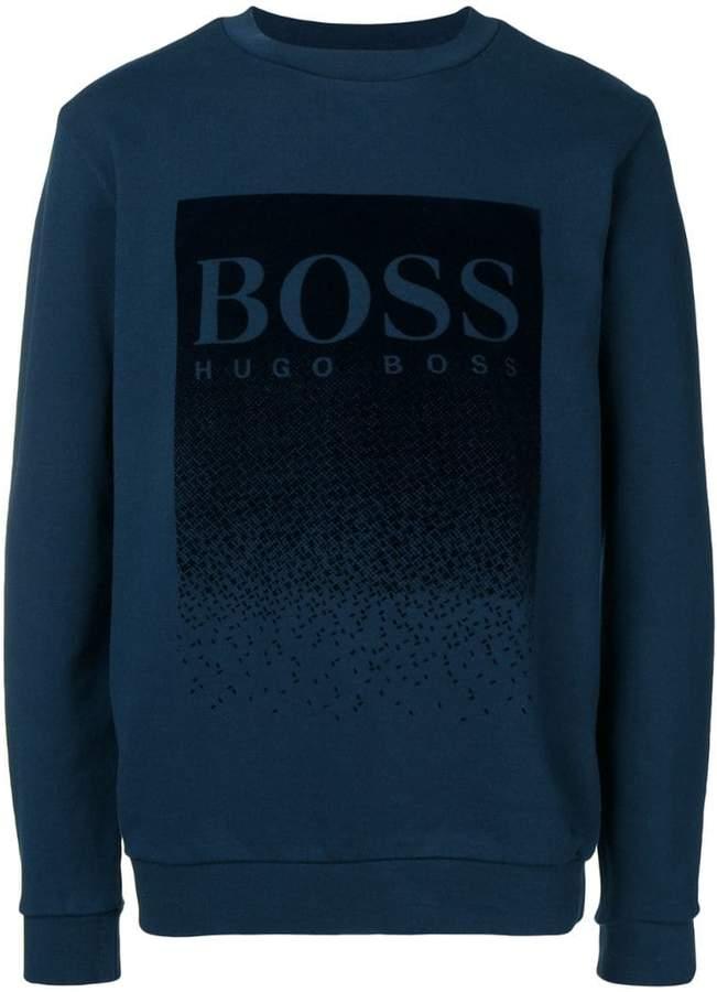 9a1153fe9 Hugo Boss Sweatshirt - ShopStyle