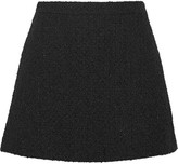 Gucci Tweed Mini Skirt - Black