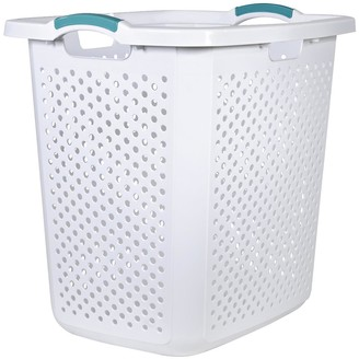 Container Store Easy Grip Tall Laundry Bin