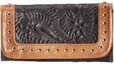 American West True Colors Tri-Fold Wallet