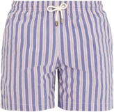 Solid & Striped The Classic Newport-stripe print swim shorts